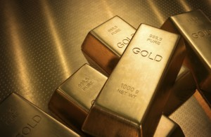 Got Gold? If you're dealing with a financial crisis, you're in luck